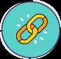 Branded referral links