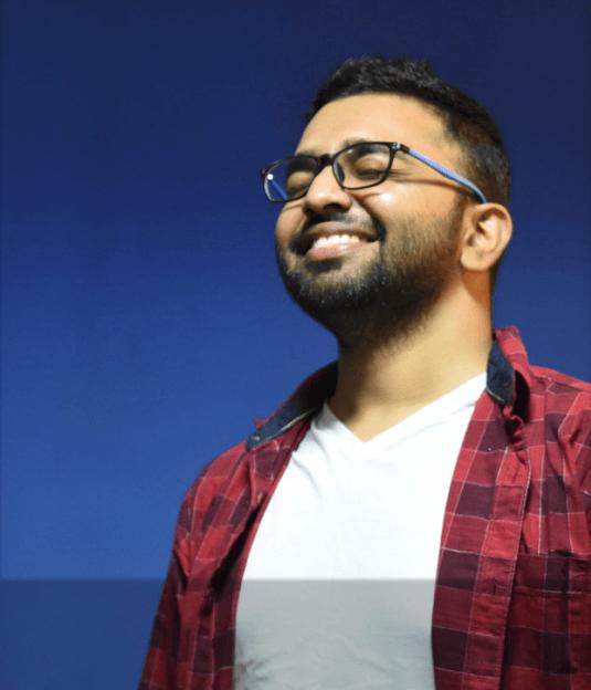 Amit Redkar - Frontend Lead